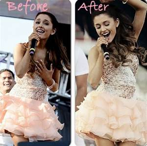Ariana Grande Before and After | Ariana's Rose's | Pinterest