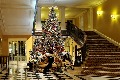 12 best christmas hotels in london where to stay during christmas in the capital
