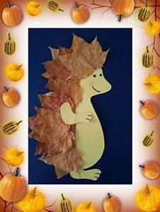 Bricolage Automne Primaire : les 25 meilleures id es de la cat gorie bricolage d 39 automne enfants sur pinterest cr ations d ~ Dode.kayakingforconservation.com Idées de Décoration