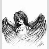 Fallen Angel Drawings | 800 x 874 png 511kB