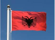 Cheap Flag Albania 2x3 ft RoyalFlags