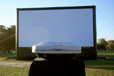 Screen and Projector Hire Sydney Same Day Delivery