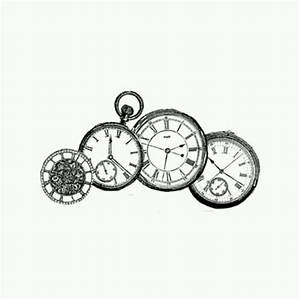 Old Pocket Watch Sketch | www.imgkid.com - The Image Kid ...