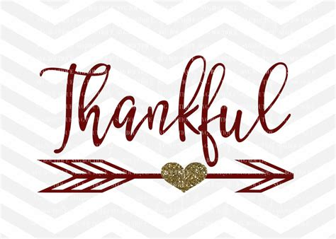 You can copy, modify, distribute and perform the work, even for commercial purposes, all without asking permission. Thankful SVG File -Thanksgiving Digital File For Cricut ...