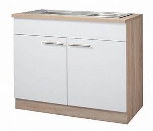 Kleiderschrank Weiß 100 Cm : wiho k chen sp lenschrank montana breite 100 cm otto ~ Bigdaddyawards.com Haus und Dekorationen