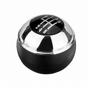10x 6 Speed Car Manual Gear Shift Knob Lever Shifter Knob