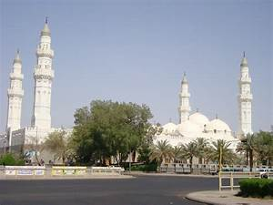 Islamic Masjid Quba Wide #Image - HD Wallpapers