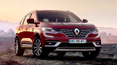 Renault Koleos Facelift Goes Official With New Look ...