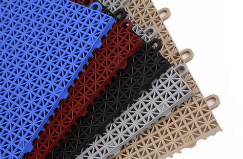 Grip Tile Flooring by Designer Grip Loc Tiles Plastic Shower Floor Tiles