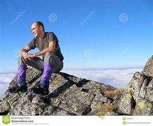 Mountaineer Royalty Free Stock Photography - Image: 2255017
