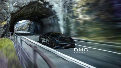2018 Dmc Ferrari 458 Italia Elegante 2 Wallpaper Hd Car
