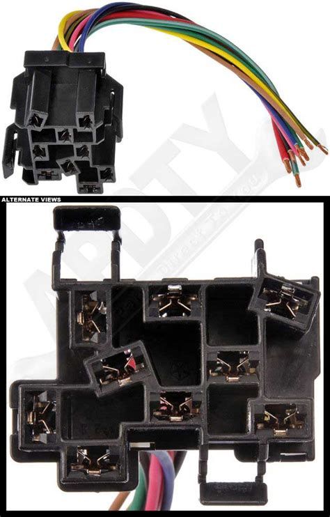 1999 Jeep Wrangler Headlight Wiring Connector apdty 133905 headlight switch electrical wiring wire
