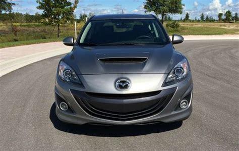 Sell Used 2012 Mazdaspeed3 Liquid Silver Metallic Tech