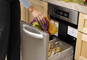 trash compactor buying guide With kitchen colors with white cabinets with waste management stickers