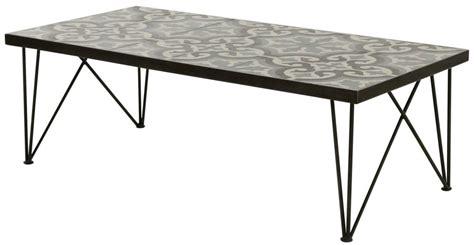 maison du monde tables  table basse tables basses en bois blanches  cm   cm austral