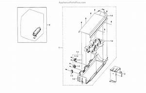 Parts For Samsung Dv36j4000ew  A3