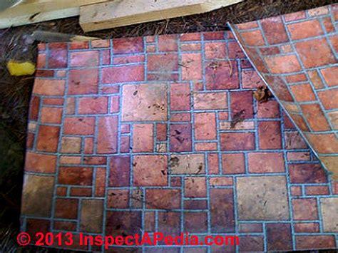 congoleum vinyl flooring asbestos how to identify resilient flooring or sheet flooring that