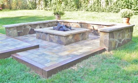 Fire pit areas, square fire pit ideas backyard fire pit