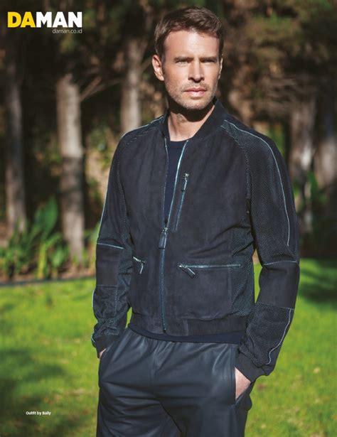 Exclusive Feature: Scott Foley   DA MAN Magazine