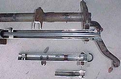 torsion bar suspension wikipedia