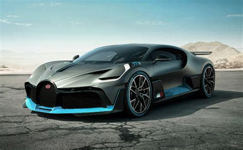 The Bugatti Divo Is Finally Here, Costs 5 Million Euros