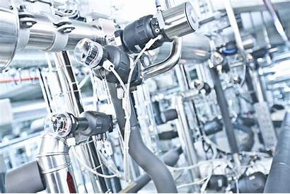 Braun Plant Process Hygienic Control Burkert Engineering