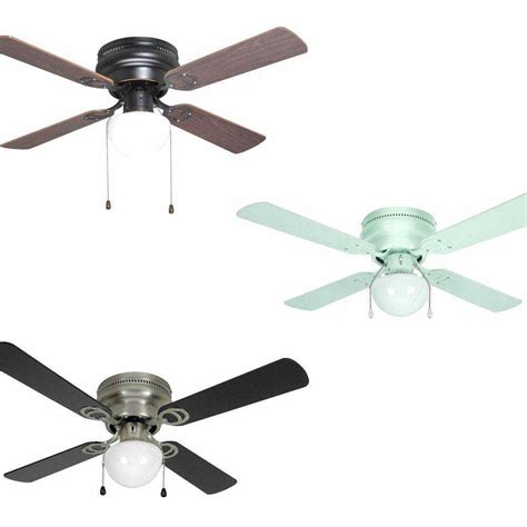 kitchen ceiling fans with lights ceiling hugger ceiling fans with lights 8198