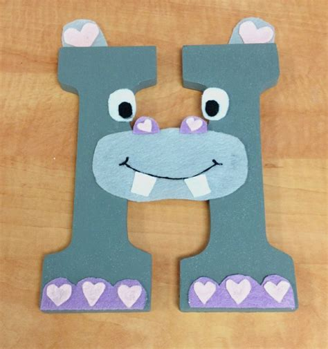 letter h crafts ideas preschool and kindergarten 930 | free alphabet letter h crafts idea for preschool