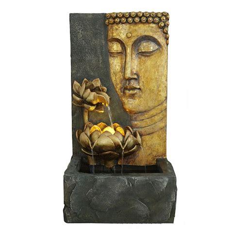 buddha fountain rona