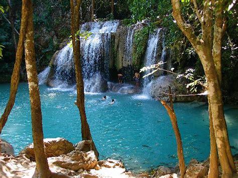 Erawan Waterfall Paradise In Asia Akademi Fantasia Travel