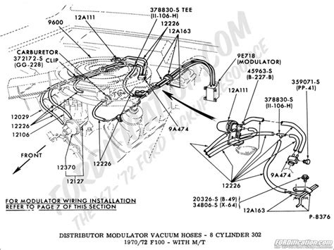 1968 ford f 250 cer special auto electrical wiring