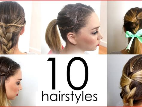 easy hairstyles for teenage girl best kids hairstyle