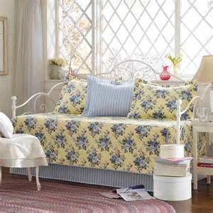 laura ashley linley 5 piece daybed set pale ye target