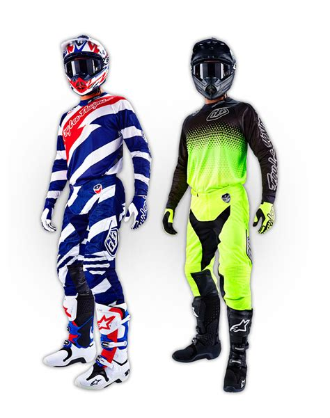 motocross gear for out of this world troy lee designs 2016 mx gear