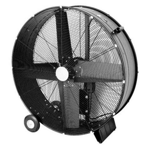 home depot barrel fan professional series 42 in high velocity drum fan