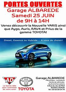 Garage Renault Rodez : toyota garage albarede journ e portes ouvertes blog maurel auto ~ Gottalentnigeria.com Avis de Voitures