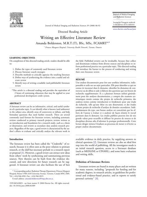 literature review  research paper museumlegs