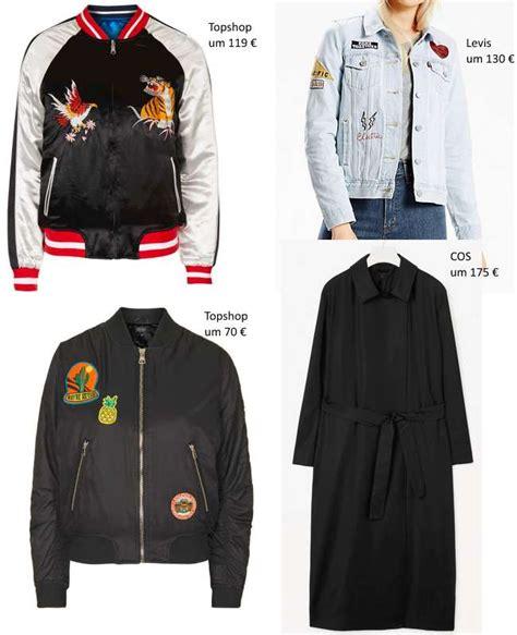 Die neuen Jacken für den Frühling Fashionloungede