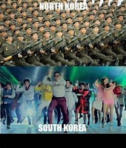 The difference between North Korea and South Korea ...