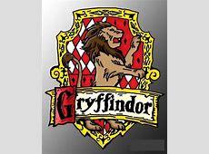 Brasões para parede Harry Potter Brasão Grifinória Varinha