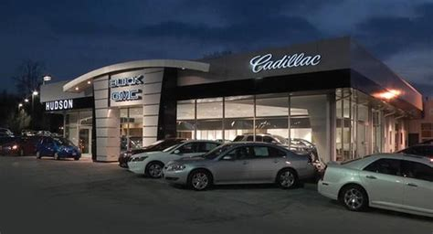Indiana Buick Dealers by Hudson Cadillac Buick Gmc Car Dealership In Poughkeepsie