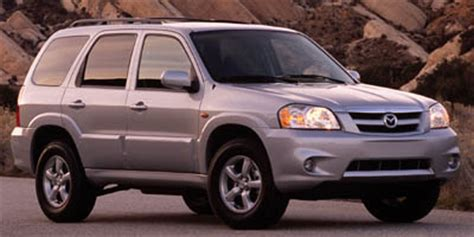 * if you desire traditional suv features. 2005 Mazda Tribute Review, Ratings, Specs, Prices, and Photos - The Car Connection