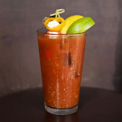 bloody drink bloody maria cocktail recipe