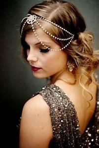 The Great Gatsby prom theme.   Beautylish