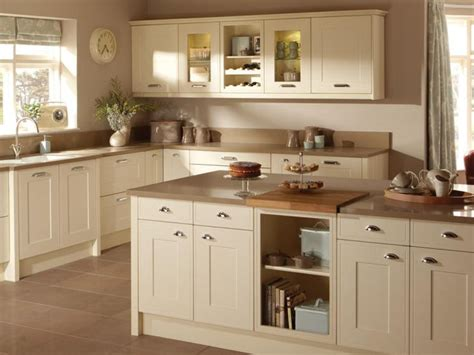 Photo Of Colour Cosy Cottagey Country Kitchen Neutral