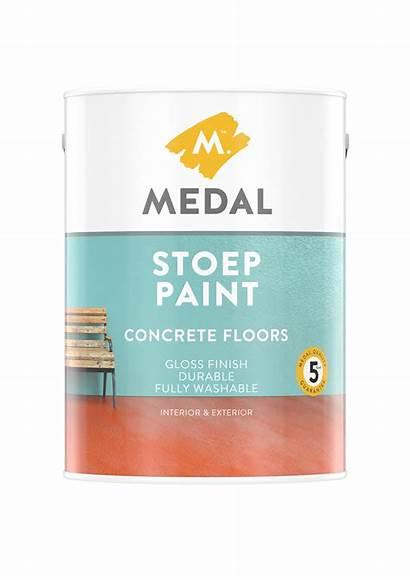 Stoep Paint Medal Grey Cashbuild 1l