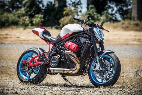 The Fuller Moto X Motus Mst-r