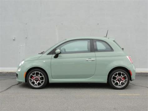 Fiat Manchester by Find Used 2012 Fiat 500 Sport Hatchback 2 Door 1 4l In