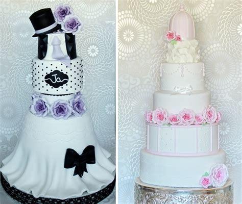 taart decoratie ideeen idee 235 n voor bruidstaarten