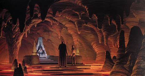 tã ren design darth vader s castle on mustafar may appear in future wars wars news net